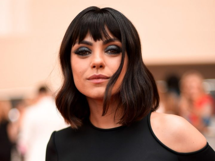 Mila Kunis Redefined The Lob