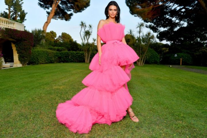Kendall Jenner Stuns At 2019 Cannes Gala Red Carpet