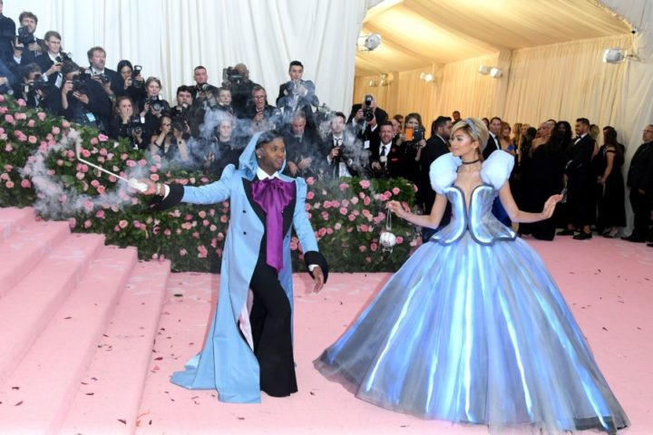 Zendaya's Met Gala Gown Scared Her For This Reason