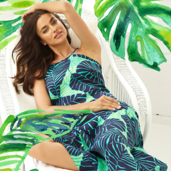 Now Trending: The Chic Palm Print