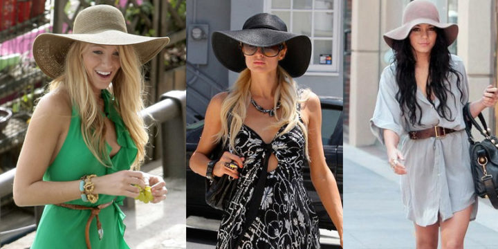 The Over-Sized Sun Hat: Love Or Hate?