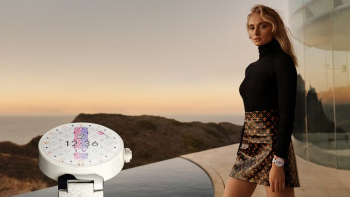 Sophie Turner For New Louis Vuitton Ads