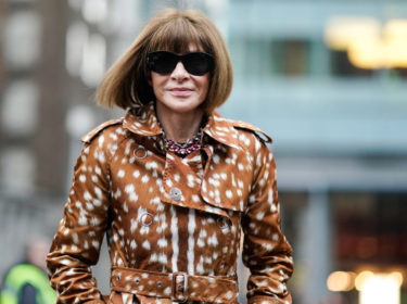 Why Anna Wintour Can't Go Shopping Anymore