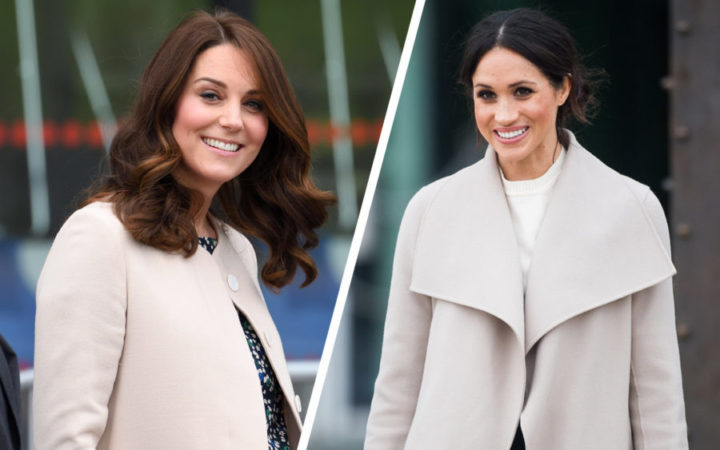 Is Meghan Markle Inspiring Kate Middleton's Fashion Choices?