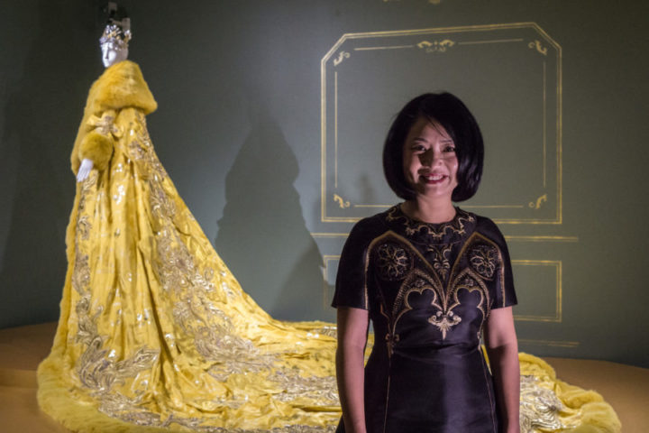 The Chinese Queen Of Couture Guo Pei
