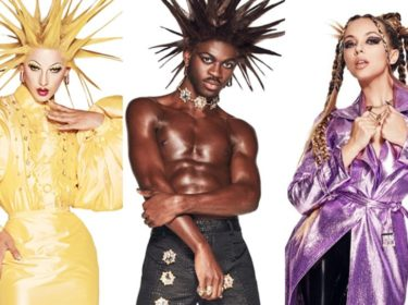 Lil Nas X Collaborates With Designer Christian Cowan Black LGBTQ+ Organization